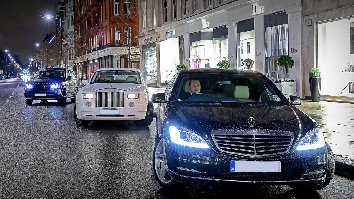 luxury car with chauffeur in london  Luxury Vip Services | Chauffeur Driven Services, Close Protection ...
